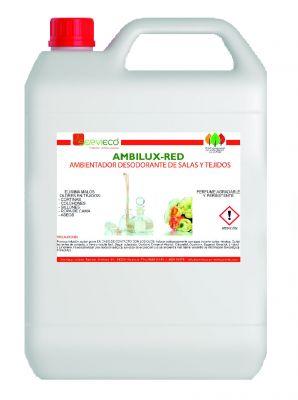 AMBILUX RED Ambientador Concentrado de Salas y Tejidos