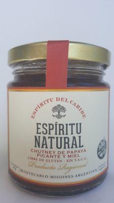 Chutney Espíritu del Caribe 195 g/6.87 oz