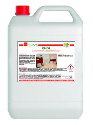 EMOL Limpiador General Higienizante Perfumado- Todo en Uno