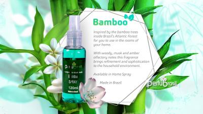 Aromatizante Concentrado Bamboo 120ml